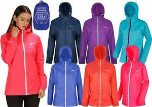 Regatta Womens/Ladies Pack It III Waterproof Jacket Packaway Packable Foldable