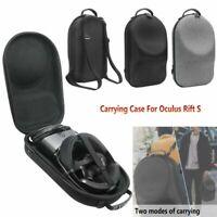 For Oculus Rift S Travel Backpack Handbag Protective Carrying Case Bag Organizer