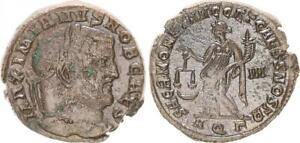 Follis 286-310 Antique/Roman Empire/Maximianus 47318