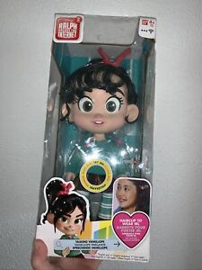 Wreck It Ralph II Talking Vanellope New Unwanted Collectable Gift *damaged Box