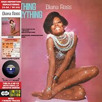 Diana Ross - Everything Is Everything [CD]