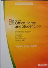 Microsoft Office Home & Student 2007 Service Desk Edition
