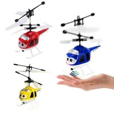 Flying-Helicopter-plane-Hand-Sensor-Children-Toy-in-PINK-color Flying-Helicopt