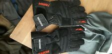 Motorbike Scooter gloves size 11 and jacket  size m make RST   Aqua for size lm