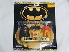NEW Batman Movie Collection BATMAN VS. THE JOKER Action Figure Set 1997 SEALED