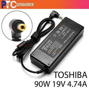 90W LAPTOP ADAPTER CHARGER FOR TOSHIBA A215 A300 A500 A60 A80 PA3716E-1AC3