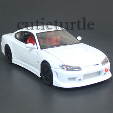 Welly 22485 Nissan Silvia S-15 RHD 1:24 Diecast Model Car White
