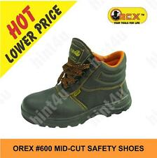 OREX # 600 MID CUT SAFETY SHOES