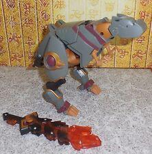 Transformers Animated GRIMLOCK Complete Hasbro Dinobot Voyager Lot