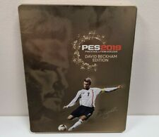 PES 2019 Pro Evolution Soccer David Beckham Steelbook Edition Playstation 4 ps4