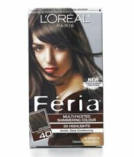 LOreal Fria - 40 Espresso (Deeply Brown) (Natural) 1 Each (Pack of 2)