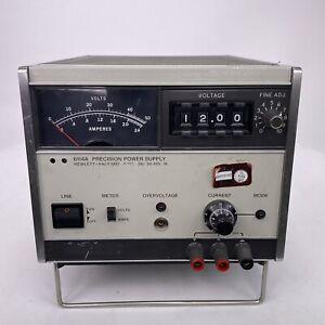 HEWLETT PACKARD 6114A PRECISION POWER SUPPLY 0-50V
