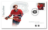 CANADA #2944 GREAT CANADIAN NHL FORWARDS -  GUY LAFLEUR FIRST DAY COVER