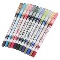 12 Pieces Colour Eye Liner Eyeliner Lip Eyeshadow Pencil Pen Cosmetic Makeup Set