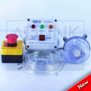 Commercial Kitchen Gas Interlock System Kit
