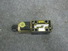 D1Vw20Bnjwl75Xb750 Parker Directional Valve New