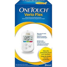 OneTouch Verio Flex Blood Glucose Monitoring System - ColourSure Technology