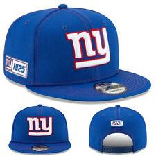 New Era NFL new York Giants Established 1925 on field Snapback Hat 9Fifty Cap