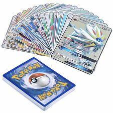 Pokemon TCG 20Pcs/SET Pokemon GX/EX FULL ART Trainer CARTE