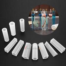 10X Silicone Mold Mould Resin Craft Tool for Earrings Pendant Jewelry Making DIY