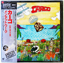 JAPANESE MASTERSOUND LP  MEN AT WORK  Cargo  OBI  ULTRASOUND CLEANED  Audiophile