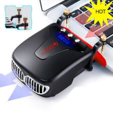 Laptop Cooler Portable Vacuum Air Cooling Fan USB Extracting Notebook Radiator