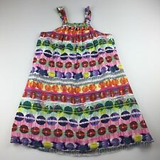 Girls size 8, Jack & Milly, line cotton summer /party dress, GUC