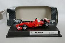 Hot Wheels 1/43 - F1 Ferrari 2000 Schumacher