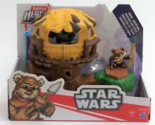 Hasbro Playskool B2032 Star Wars Galaxy Heroes Endor Adventure Ewok Playset