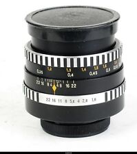 Lens Zeiss  Pancolar 1.8/50mm Zebra for Exakta No8745524