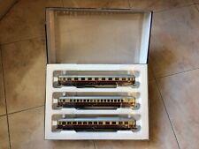 "Roco 74135 - Set di tre carrozze  DB  ""TEE"" 9/10 ""Rheingold"" ep. iv"