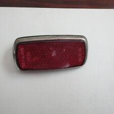 BMW 2002 rear  Side Marker Light  original  vintage red