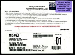 Factory Sealed- P72-04469 Microsoft Windows Server 2008 R2 SP1 Enterprise 10 CAL