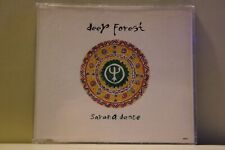Deep Forest - Savana Dance CD Royal Mail 1st Class FAST & FREE P&P
