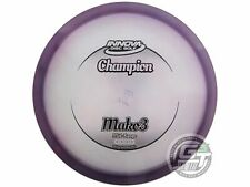USED Innova Champion Mako3 172g Purple Black Stamp Midrange Golf Disc