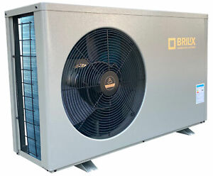Brilix XHPFD PLUS 100 Poolheizung Wärmepumpe R32 NEU Heatpump XHP 2020