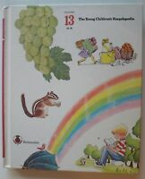 Young Children's Encyclopedia Britannica Book Volume 13 Hardcover 1977 Education