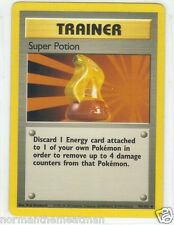 Base Set Pokemon Card -Super Potion - # 90/102 Mint - Never Played