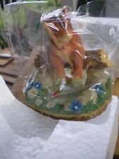 Charming Tails Gone Fishing Figure ~ # 83/702 ~ New In Box