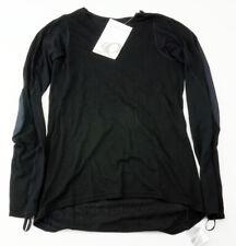 Pearl Izumi Women's P.R.O Transfer Wool Cycling Baselayer L Long Sleeve Black