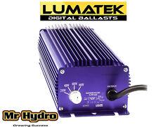 600w Lumatek Digital Dimmable 240v Ballast with 660w Boost