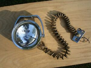 Vintage Original Marine Boat Spot Light