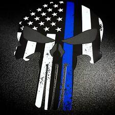 Punisher Back The Blue - Sticker