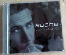 "CD Sasha ""Dedicated to..."" Album"