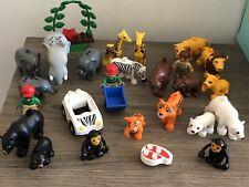 Lego Duplo People Safari Zoo Figures Lots
