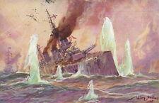 Ansichtskarte Kolonialkriegerdank 1916 Feldpost  (Nr.829)