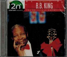 B.B. KING - BEST OF - THE CHRISTMAS COLLECTION - NEW SEALED CD
