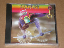 SCORPIONS - FLY TO THE RAINBOW - CD SIGILLATO (SEALED)