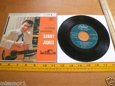 1950's Sonny James Southern Gentleman 45 Record Eap 1-779 Vg+ Ps