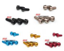 For Suzuki Petrol Gas Fuel Cap Bolts Screws GSXR 600 750 1000 03-12 13 14 15 16